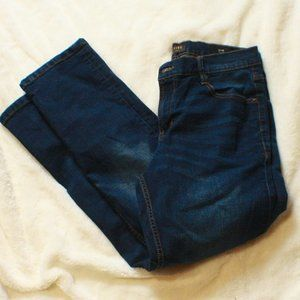 18 SLIM FIT RING OF FIRE dark faded jeans